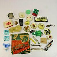 Vintage Junk Drawer Lot Assorted Estate Find Collection Flea Market Inventory