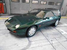 PORSCHE 928 S Umbau V8 Kombi Artz Nordstadt Tuning met grün 1983 Resin IXO 1:18