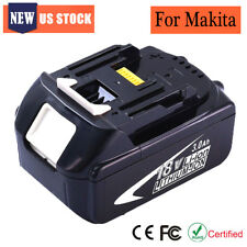 New 18V 3.0Ah 18Volt Lithium-Ion Batteries LXT Battery For Makita BL1830 BL1815