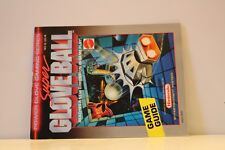 NES Game Manual ONLY for Super Glove Ball Nintendo Entertainment System