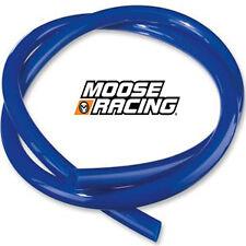 """MOOSE RACING SOLID FUEL LINE 5/16"""" BLUE FUEL HOSE 3 FT"""