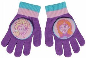 Frozen - Guanti di Elsa e Anna - Cerdagroup 469 - 3-6 anni