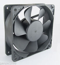 5pcs Brushless DC Cooling Fan 120x120x38mm 120mm 12038 7 blades 24V 2pin UK