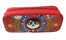 Disney Coco Movie Miguel Day of the Dead Red Pencil Case Pencil Pouch
