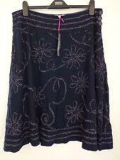 Marks and Spencer Viscose Regular Floral Skirts for Women