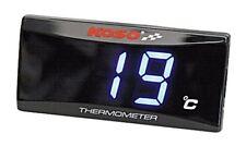 KOSO Thermometer für Öl-, und Wassertemperaturanzeige, schwarz