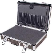brand new Tool Case Aluminium Black 330X230X90 T5000