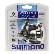 Shimano Syncopate 2500fg Front Drag Spinning Reel Sc2500fgc