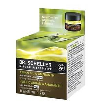 DR. SCHELLER ANTI-WRINKLE CARE NIGHT WITH ARGAN OIL & AMARANTH 50ML