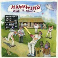 Hawkwind - Road To Utopia [New CD]