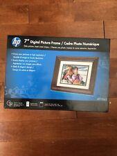 HP  7-Inch Digital Picture Frame hp df730a2