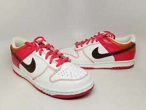 New Nike Youth DUNK LOW GS Shoes (309601-121)  Youth US 6 / Women US 7.5
