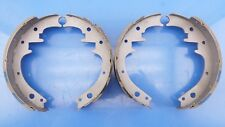 """NOS Ford Rear Brake Shoes 10"""" x 2.5"""" Mustang Shelby Boss Cougar Torino Cyclone"""