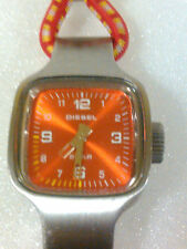Womens Diesel DZ-5018 Stainless Steel Watch Burnt Orange  Dial Toggle New Batt.