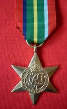 MEDALS - BRITISH WWII. PACIFIC STAR. FULL SIZE.