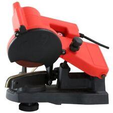 Electric Chainsaw Sharpener Machine Grinder Bench Mount 4200 RPM 60 Hz 85 Watt