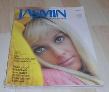 dachbodenfund jasmin zeitschrift für das leben zu zweit liebe mode heft 1968 alt