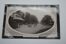 More details for postcard spinney hill park leicester leicestershire posted 1910 real photo rp