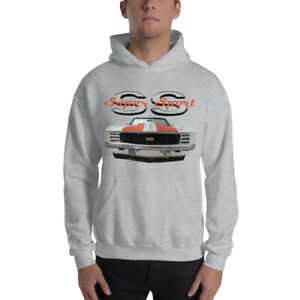 1969 Chevy Camaro SS Super Sport Classic American Muscle Car Unisex Hoodie