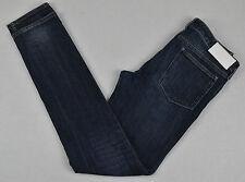 Womens ACNE JEANS Kex Pure Slim Leg Long Denim Pants W30 L32