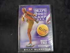 ~~NEW SEALED~~ Billy's Boot Camp ELITE Mission Two Maximum Power