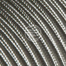 Stainless Steel (UL) Cloth Covered Electrical Wire - Braided Rayon Fabric Wire