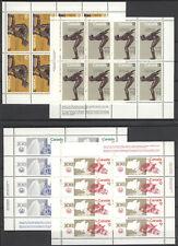 Olympiade 1976, Olympic Games, Sport - Kanada, Canada - 4 KB/Sheets ** MNH