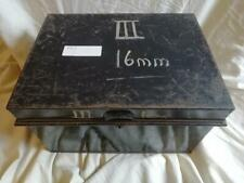 More details for antique metal deed box by holmes & son 430mm (17