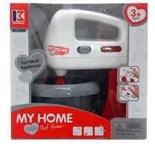 Küchenmaschine Rührmaschine Mixer für Kinder + Zubehör Geräusch NEU OVP