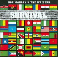 BOB MARLEY/BOB MARLEY & THE WAILERS - SURVIVAL [BONUS TRACK] [REMASTER] NEW CD