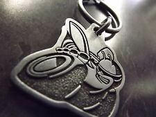 Dodge Scat Pack Metal Logo  Keychain Key Tag Challenger Charger