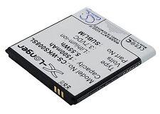 UK Battery for NGM WEMOVE MIRACLE 3.7V RoHS