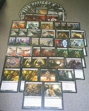 MTG Magic BAD ASS ZOMBIE DECK Army of the Damned Diregraf Colossus Ghoul Undead