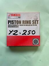 Genuine Yamaha Piston Ring Set Yz250 5cu-11603-10