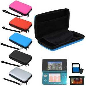 Hard Travel Carry Case Cover Bag Pouch Sleeve For Nintendo 3DS 3DS NDSI NDSL