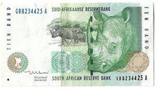 AFRIQUE DU SUD - Billet de 10 Rand ND (1999)   [ref 16]