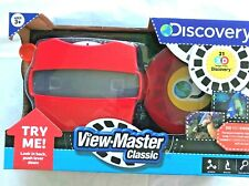 View-Master Viewmaster includes 21 3D images Discovery Kids