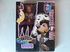 MONSTER HIGH Puppe Clawdeen Wolf Ich heule den Mond an von Mattel Doll NEU & OVP