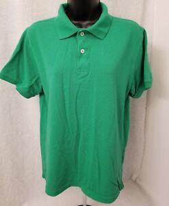 Faded Glory Boys Green Polo Shirt Size XL 14H 16H