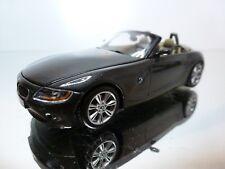 MINICHAMPS BMW Z4 CONVERTIBLE - GREY METALLIC 1:43 - EXCELLENT - 13/9