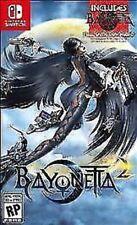 Bayonetta 2 USED SEALED (Nintendo Switch, 2018)