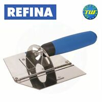 REFINA Adjustable Exact Angle Inside Corner Trowel Stainless Steel Blade 640010