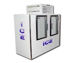 Fogel Icb-2-Gl Indoor Ice Merchandiser Bagged Ice 60 Cu. Ft. Capacity
