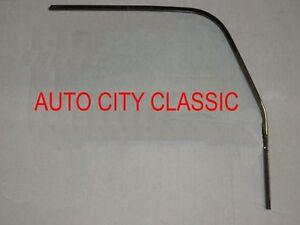 Driver Upper Door Glass Frame Chev Nomad Pontiac Safari 1955 1956 1957 LH