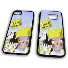 Little Princess Algie Castle Chef Queen King Uncle Walter R TPU Phone Case Cover