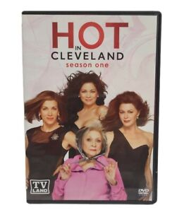 Hot in Cleveland Season One DVD Free Tracked Post