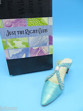 Just The Right Shoe - Society Slide - 25064 - Raine - New in Box