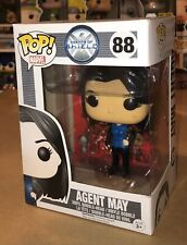 Funko POP!  Agent May #88 Agents of SHIELD Vinyl Figure W/ Protector In Hand!!