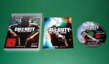 Call of Duty Black Ops mit Anleitung und OVP fuer Sony Playstation 3 PS3