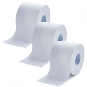 3 Pack of UP Premium Sports Injury Strapping Pro Zinc Oxide Tape 5cm x 13.6cm